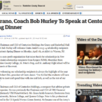 Grano Hurley help Cento Amici